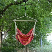 Outsunny Hammock Chair Hanging Swing Seat
