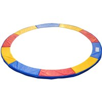10ft Trampoline Safety Pad-Multicolour