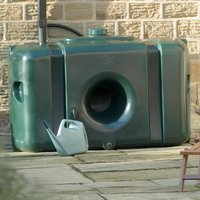 Giant Water Tank - 700 litre - Green