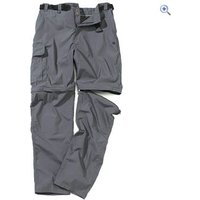 Craghoppers Mens Kiwi Convertible Trousers (Regular) - Size: 30 - Colour: Grey