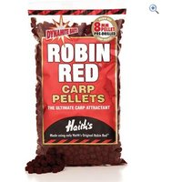 Dynamite Baits Robin Red Carp Pellets (8mm)