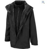 Hi Gear Trent Childrens 3-in-1 Jacket - Size: 3-4 - Colour: Black