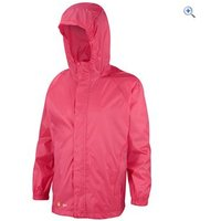 Hi Gear Stowaway Jacket (Childrens) - Size: 11-12 - Colour: Pink