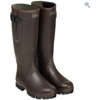 Caldene Westfield Wellingtons - Size: 4 - Colour: Chocolate Brown
