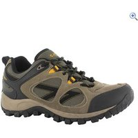 Hi-tec Globetrotter Wp Hiking Shoes - Size: 12 - Colour: Smokey Brown