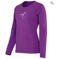 Mammut Birdy Long Sleeve Top - Size: S - Colour: Bloom
