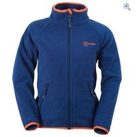 Hi Gear Ashworth Childrens Fleece - Size: 11-12 - Colour: Navy