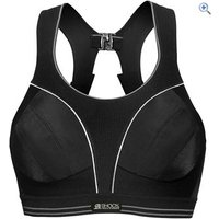 Shock Absorber RUN Sports Bra - Size: 32 - Colour: Black / Silver