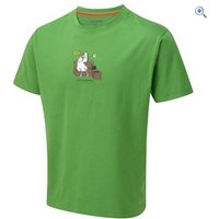 Craghoppers Herbert Short Sleeved Tee - Size: M - Colour: Bright Green