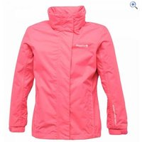Regatta Spellbind Girls Jacket - Size: 34 - Colour: TULIP PINK