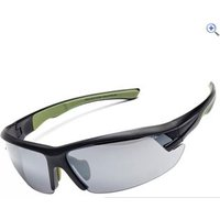 Sinner Speed Sunglasses (Black/PC Smoke) - Colour: Matte Black