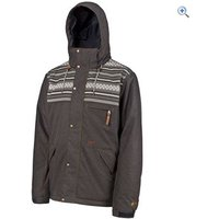 Protest West Mens Snow Jacket - Size: M - Colour: NIGHT BLUE