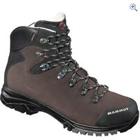 Mammut Brecon GTX Mens Walking Boots - Size: 8 - Colour: Dark Earth Brown