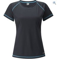 Rab Womens Interval Tee - Size: 16 - Colour: Black