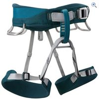 Black Diamond Primrose Womens Harness - Size: XS - Colour: Moroccan Blue