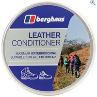 Berghaus Conditioning Cream (for Leather Footwear) - Colour: Brown