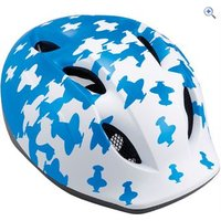 Met Buddy Kids Helmet - Colour: BLUE AIRPLANES