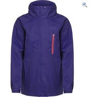 Hi Gear Fremont Kids Waterproof Jacket - Size: 7-8 - Colour: VIBRANT PURPLE
