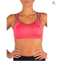 Shock Absorber Active Multi Sports Support Bra - Size: 40 - Colour: Pink