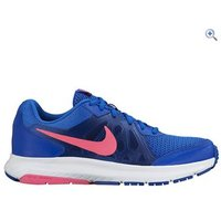 Nike Dart 11 Womens Running Shoes - Size: 4 - Colour: Blue-Pink
