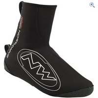 Northwave Neoprene High Shoe Cover - Size: XXL - Colour: Black