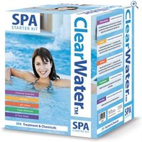 Lay-Z-Spa Clearwater Chemical Starter Kit