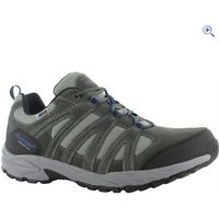 Hi-Tec Alto II Low WP Mens Multisport Shoe - Size: 12 - Colour: CHARCOAL-COBALT