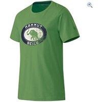 Mammut Mens Seile T-Shirt - Size: XL - Colour: Artichoke