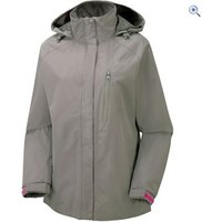 Hi Gear Fremont Womens Waterproof Jacket - Size: 10 - Colour: Grey