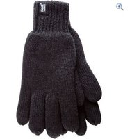Heat Holders Mens Thermal Gloves - Size: M-L - Colour: Black