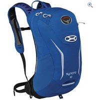 Osprey Syncro 10 (M-L) - Colour: BLUE RACER