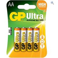 GP Batteries Ultra Alkaline Batteries (12 x AA)