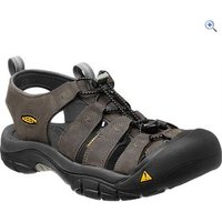 KEEN Newport Leather Mens Sandals - Size: 7.5 - Colour: Grey