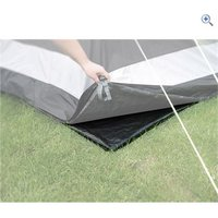Outwell Cape Coral 400 Tent Footprint - Colour: Grey