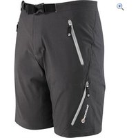 Montane Mens Terra Alpine Shorts - Size: XXL - Colour: Shadow