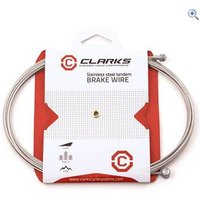Clarks Cycle Systems Clarks Universal S/S Inner Brake Wire (L2000mm, Fits All Major Systems)