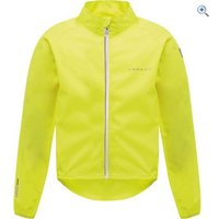 Dare2b Kids Ensue Cycle Jacket - Size: 13 - Colour: FLURO YELLOW