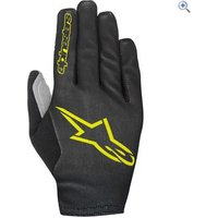 Alpinestars Aero 2 Cycling Gloves - Size: L - Colour: Black / Yellow