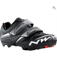 Northwave Spike Evo MTB Shoes - Size: 41 - Colour: Black