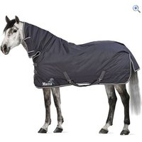 Masta Avante 340 Fixed Neck Turnout Rug - Size: 5-3 - Colour: Graphite