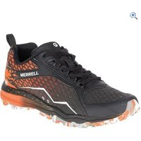 Merrell Mens All Out Crush Tough Mudder Trail Shoe - Size: 11 - Colour: Orange