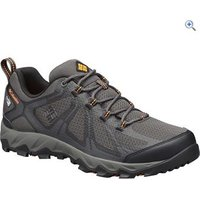 Columbia Mens Peakfreak XCRSN II EXCEL Low Outdry Walking Shoe - Size: 7 - Colour: Grey And Black