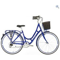 Raleigh Caprice Ladies Town Bike - Size: 17 - Colour: Blue