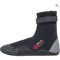 Gul Mens Round Toe 5mm Power Boot - Size: 6 - Colour: Black / Grey