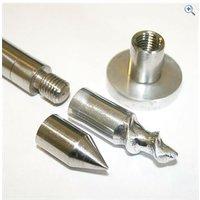 NGT S/Steel Adaptable Bank Stick System (Medium, 30-50cm)
