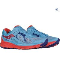 Saucony Womens Valor Running Shoe - Size: 8 - Colour: Blue