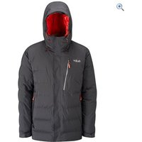Rab Mens Resolution Jacket - Size: L - Colour: Black