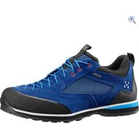 Haglfs Roc Icon GT Mens Approach Shoes - Size: 12 - Colour: BLUE-RED