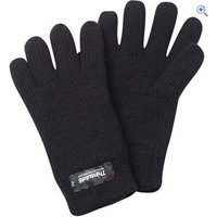 Hi Gear Kids Acrylic Thinsulate Gloves - Size: M-L - Colour: Black