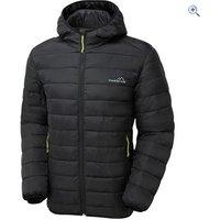 Freedom Trail Mens Essential Baffled Jacket - Size: M - Colour: Black